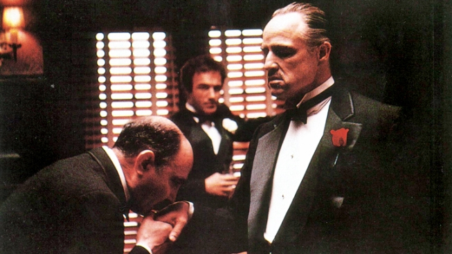 "A Famous ""Godfather"" Prop Goes Up for Auction"
