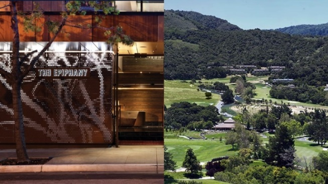 Palo Alto/Carmel: Luxe Road Trip Package