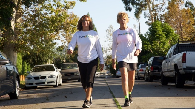 EverWalk: Join Diana Nyad's Fresh Trek