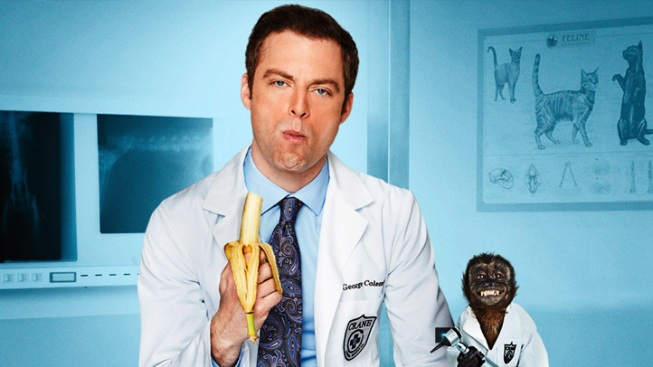 "Justin Kirk on the Monkey Business Behind ""Animal Practice"""