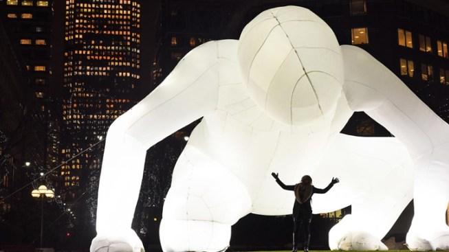 Inflatables Enchant at San Francisco's Exploratorium