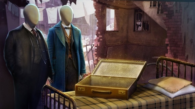 New: 'Fantastic Beasts' Costumes at Warner Bros.