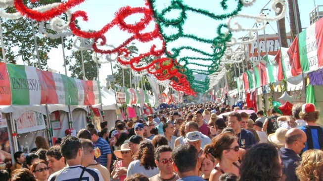 Weekend: Feast of San Gennaro