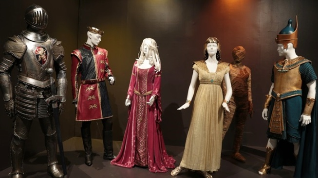 Movie Costumes: Free Exhibit to Open Downtown