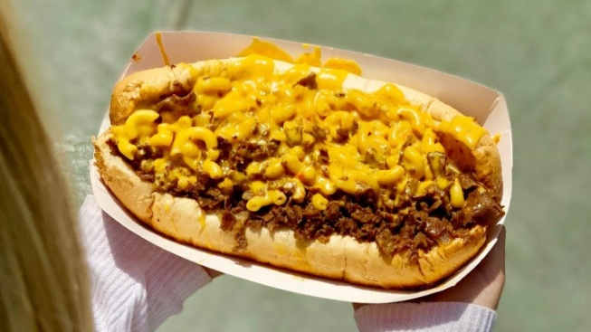 Mac N Cheesesteaks Now Actually Happening at Figueroa Philly