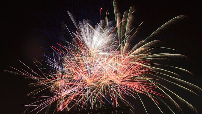 Where to Watch Southern California Fireworks Shows