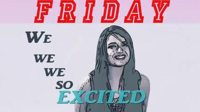 """Freaky """"Friday"""""""