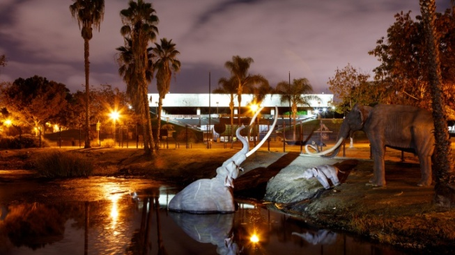 Free Friday Late Nights at the La Brea Tar Pits