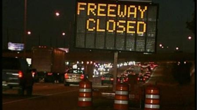 Filming to Close Mile of 710 Freeway in Los Angeles County