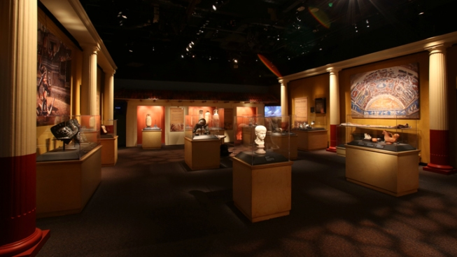 Pompeii: The Exhibition Opens at the California Science Center