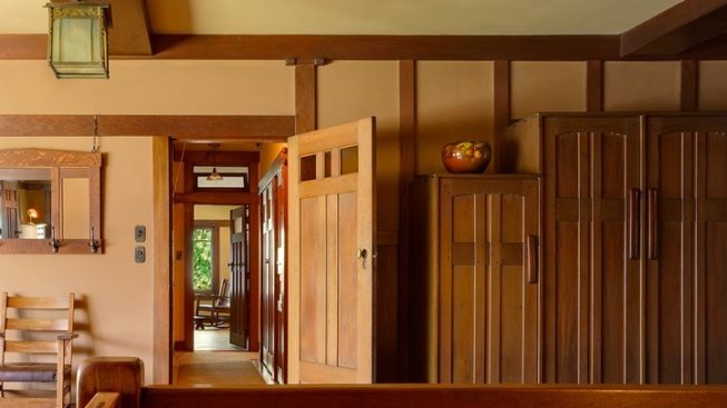 Gamble House: Take a Rare Peek at Never-Before-Seen Rooms