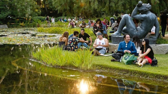 Garden Party: Norton Simon Nature Night