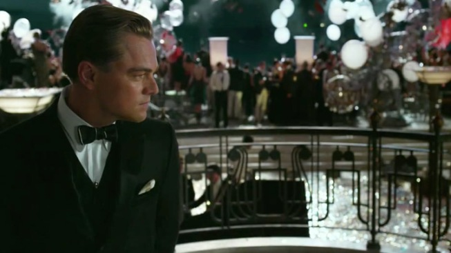 """Great Gatsby"" Trailer, Starring Leonardo DiCaprio and Carey Mulligan, Stunningly Stylized"