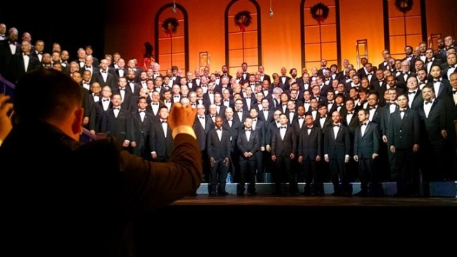 Gay Men's Chorus Holiday Spectacular!