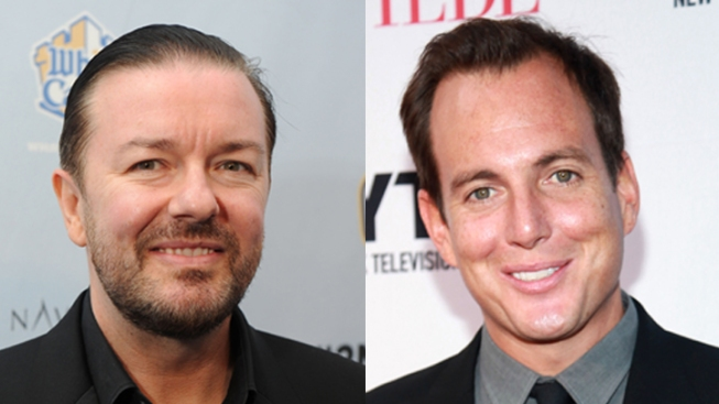 "Ricky Gervais, Will Arnett to Guest Star in ""Office"" Finale"