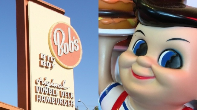 Happy 70th, Bob's Big Boy Burbank