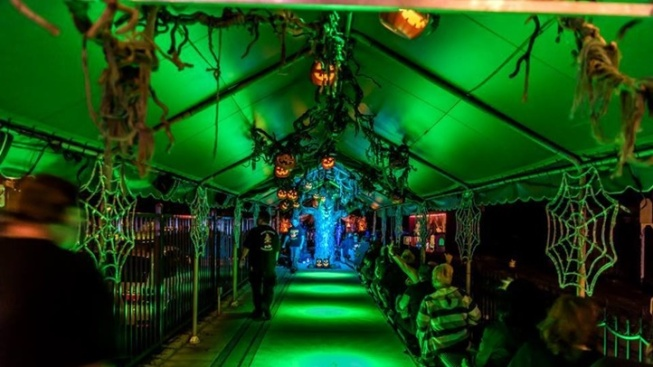 Summon Your Ghost Train Ticket Starting in September