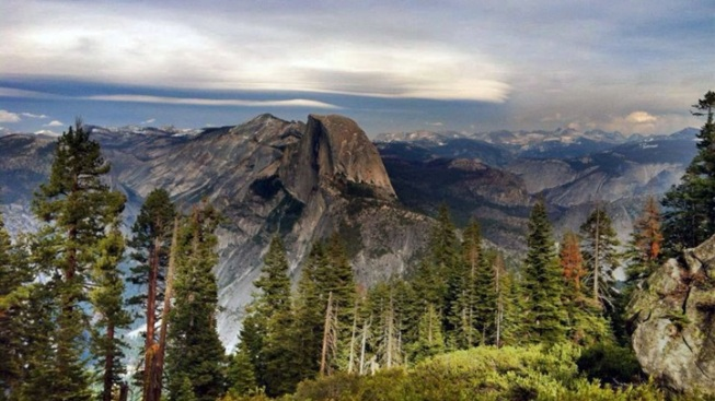Now Open: Yosemite's Glacier Point Road