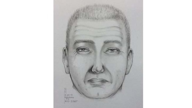 Search on For Man Impersonating Police Officer