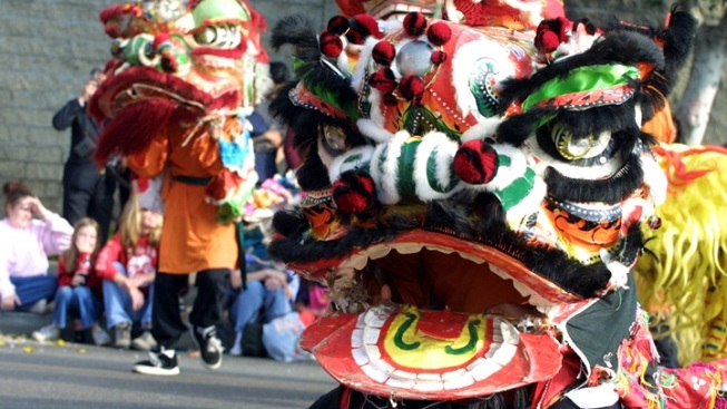 Weekend: 116th Golden Dragon Parade