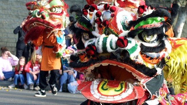 Weekend: 118th Golden Dragon Parade