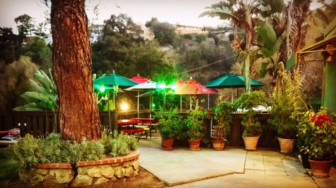 Hello, Summer: Griffith Park Beer Garden