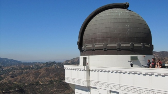 TripAdvisor and Griffith Park, Sitting in a Tree
