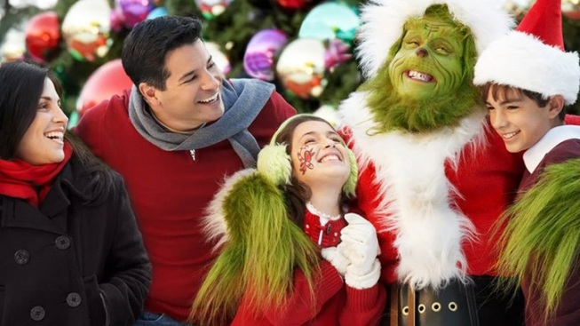 Journey to Whoville: It's Grinchmas