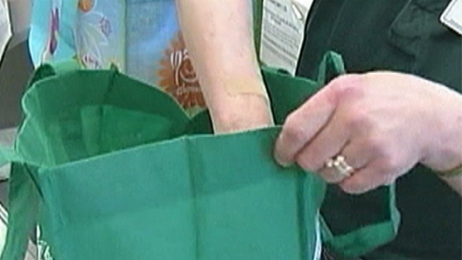 Reusable Grocery Bags May Present Health Risk, Study Says