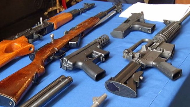 Los Angeles Gun Buyback Event Set for May 4 at Four Sites