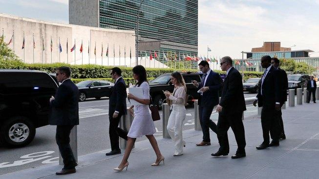 UN Envoy: Gaza Escalation a Warning That 'Brink of War' Near