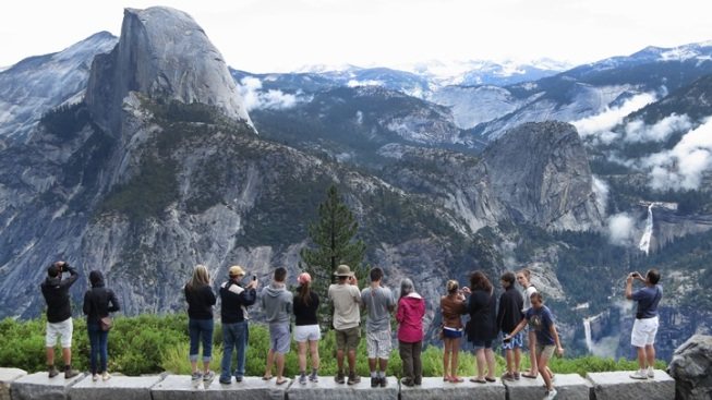 New: 125th Yosemite Anniversary Site