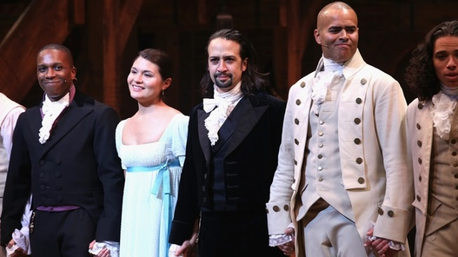'Hamilton': Broadway Hit Headed for Hollywood