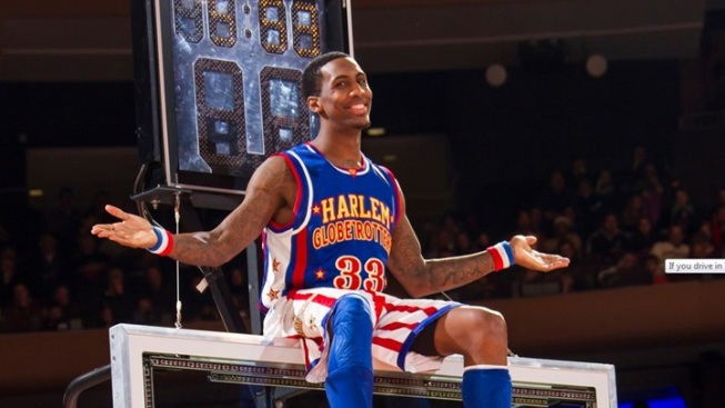 Iconic Basketball: Hello, Harlem Globetrotters
