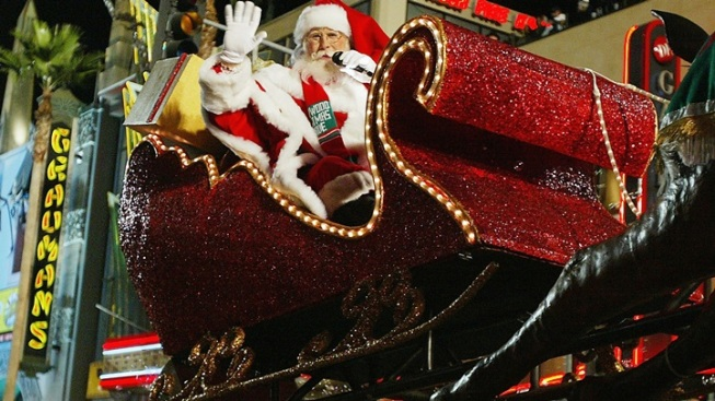 Weekend: Hollywood Christmas Parade