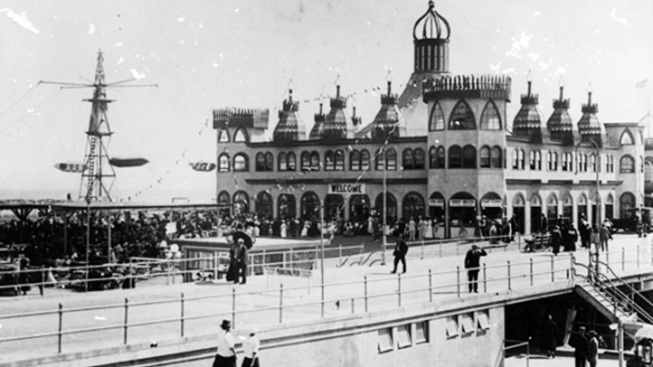 Happy 100th, Looff Hippodrome