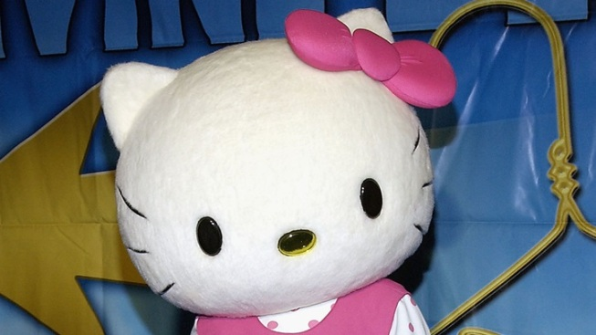 Hello Kitty Scavenger Hunt (with a Foodie Twist)