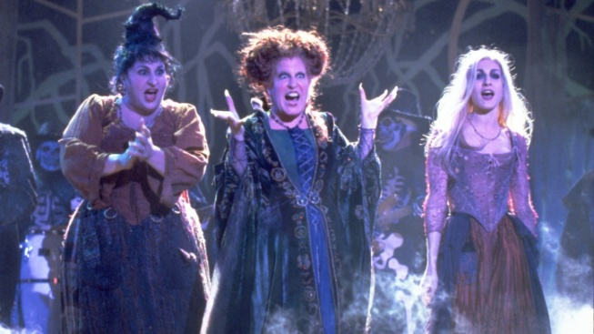 Sisters, the 'Hocus Pocus' House Is Coming to Life
