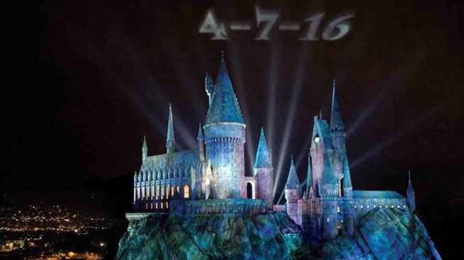 Harry Potter Experience Has an Official Date
