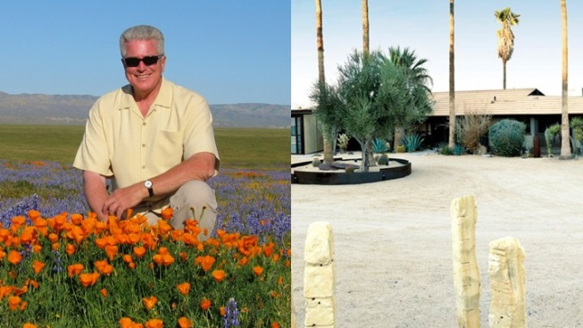Huell Howser's Desert Pad for Rent