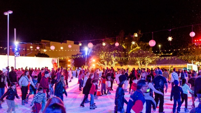 Things to Do This Week: Outdoor Ice Rinks' Last Spin