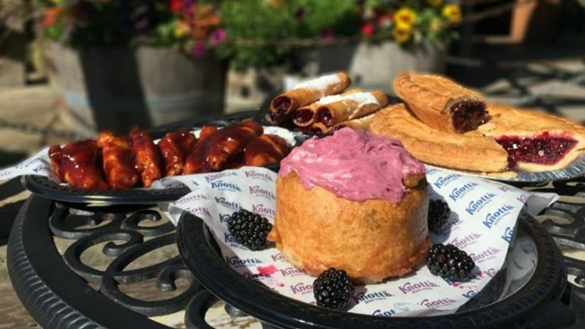 70 Different Foods: Knott's Boysenberry Fest