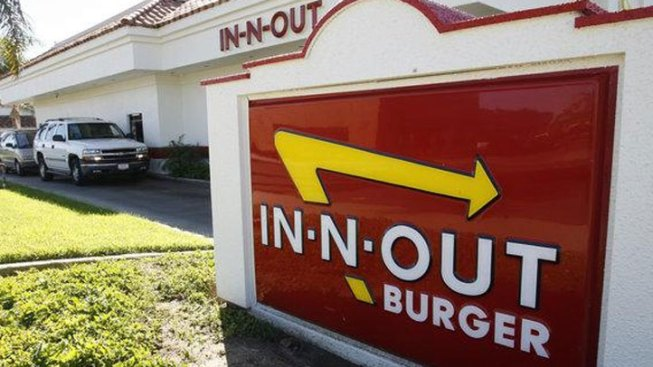 In-N-Out Burger Sued Over Hot Coffee Burns