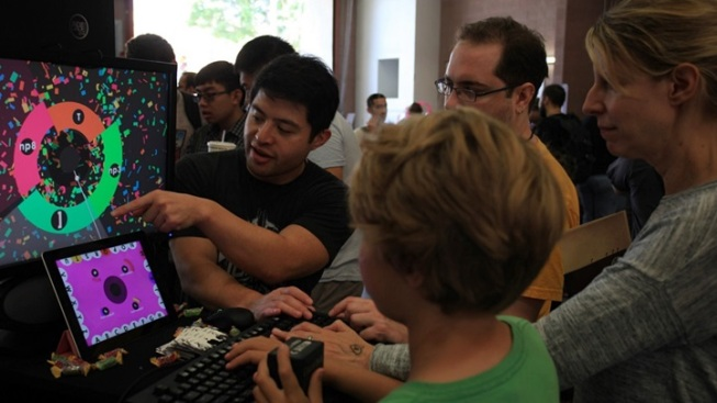 IndieCade: Try Out Fresh Video Games