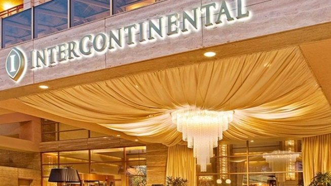 National Proposal Day + The InterContinental