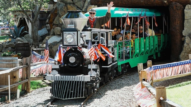 Irvine Park Railroad: $2 Rides