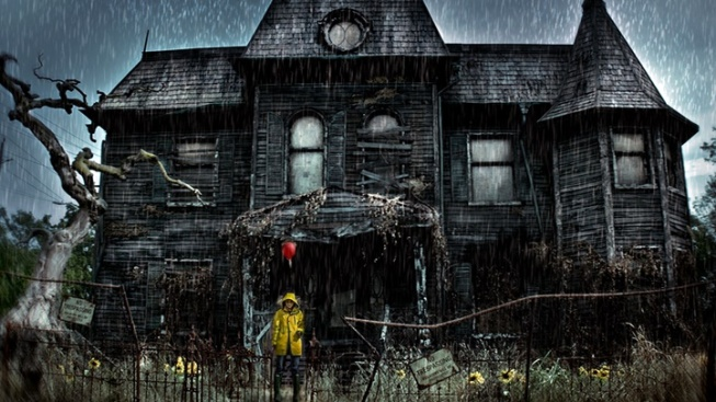 'It' House to Haunt Warner Bros. Horror Tour