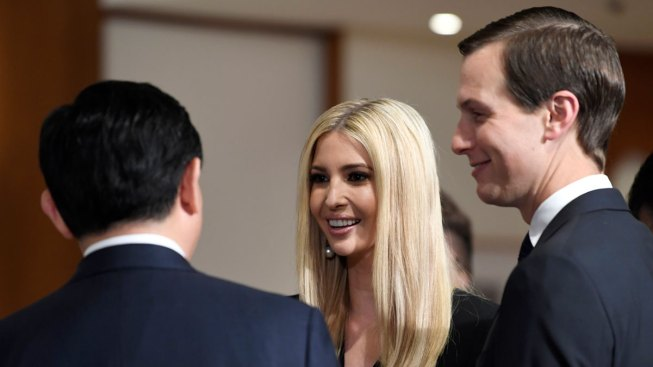 House Dems Back Subpoenas for Ivanka, Jared Private Emails