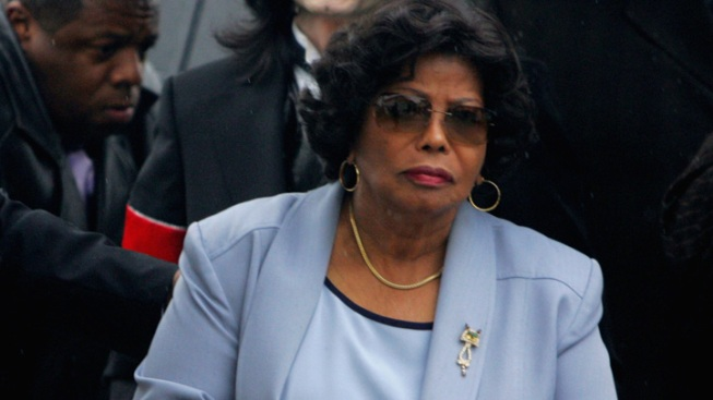 Katherine Jackson Meets Face-to-Face with Attorney