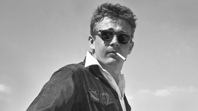Newly Discovered James Dean Pics Up for Auction